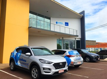 Asthma Foundation NT Now Has A New Home in Parap