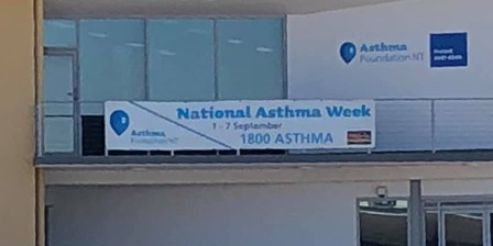 Preparations for National Asthma Week